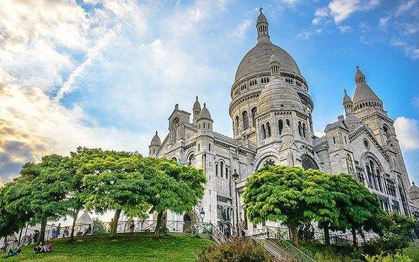 6denní zájezd pro 1 do Paříže s návštěvou velkolepých sídel králů a ubytováním