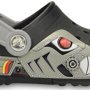 Crocs Lights Robo Shark Clog, dostupné velikosti 25 - 26
