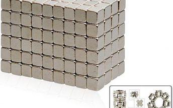 Neocube magnetická hračka - 216 ks - dodání do 2 dnů