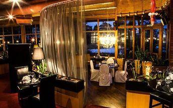 Romantika a luxus na 3 dny v hotelu Morris pro dva
