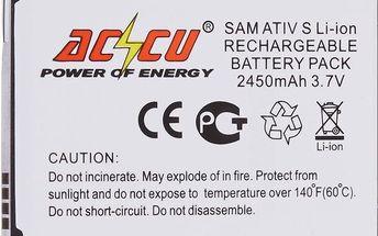 Accu baterie za Samsung EB-L1M1NLU 2450mAh Li-ion