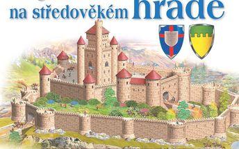 Nakladatelství SUN Rytíři na středověkém hradě (edice Hledej a objevuj)