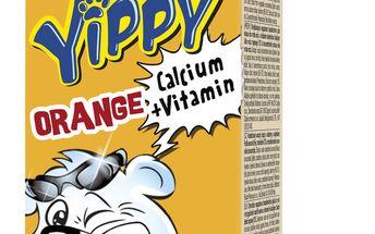 Yippy pomeranč 9x0,2l