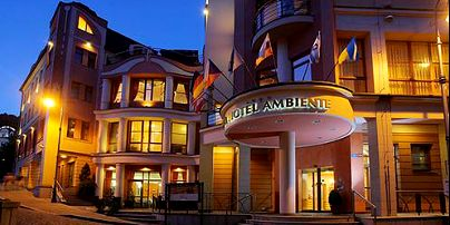 Wellness & Spa Hotel Ambiente