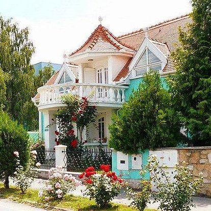 4–6denní pobyt v apartmánovém domě Nika na Slovensku se vstupy do thermalparku pro 2