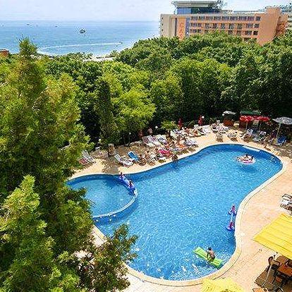 Záloha na 10denní all inclusive zájezd do Bulharska s ubytováním v hotelu Tintyava pro 1