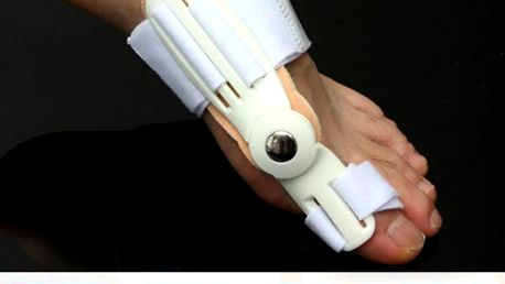 Korektor vbočeného palce - poštovné zdarma