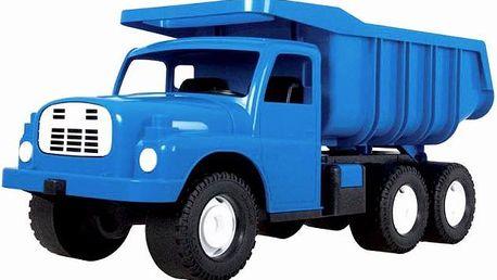 Auto Tatra T 148 plast 73 cm - modrá