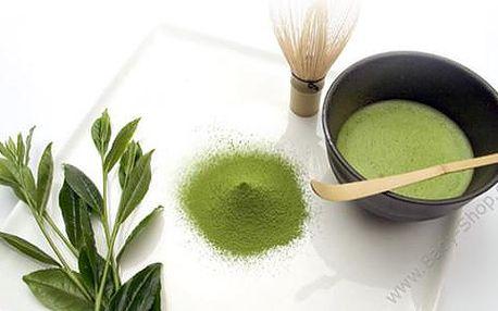 Přírodní léčivý čaj Matcha tea 80g s dopravou zdarma