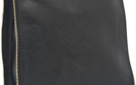 Taška přes rameno Bobby Black - černá, 26x30 cm