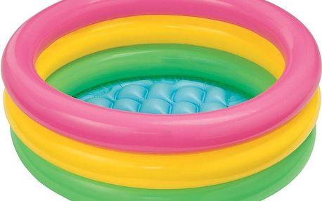 Intex Bazén 3 kruhový dětský 86x25 cm