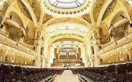 Vstupenky na charitativní koncert ve Smetanově síni 10.05.2016 Obecního domu v podání 55 hudebníků.
