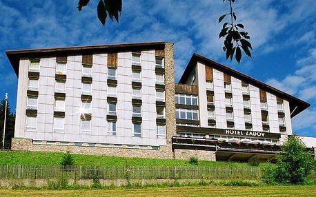 3 dny na Šumavě v hotelu Zadov s polopenzí a wellness