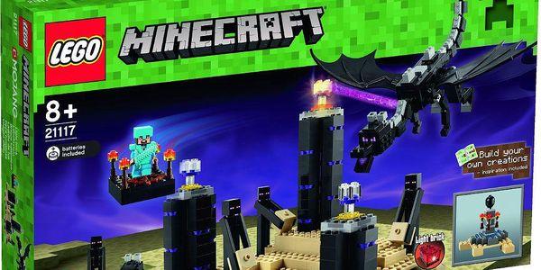 LEGO Minecraft 21117 Drak Ender