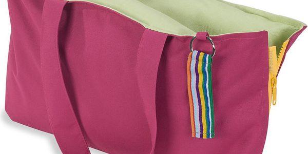 Skládací sedák Hhooboz 50x60 cm, růžový - doprava zdarma!