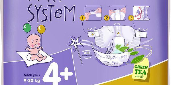 Bella Happy Maxi Plus 9-20 kg, 50 ks