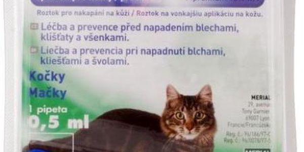 Antiparazitikum pro kočky Frontline Spot-On