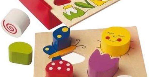 Moje první puzzle - Bella Florina Bino