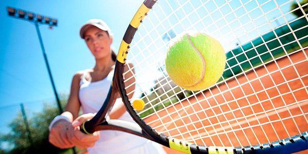 Pronájem tenisového kurtu na 2 hodiny