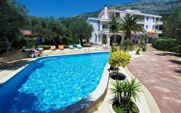Černá Hora, doprava letecky, polopenze, ubytování v 3,5* hotelu na 8 dní