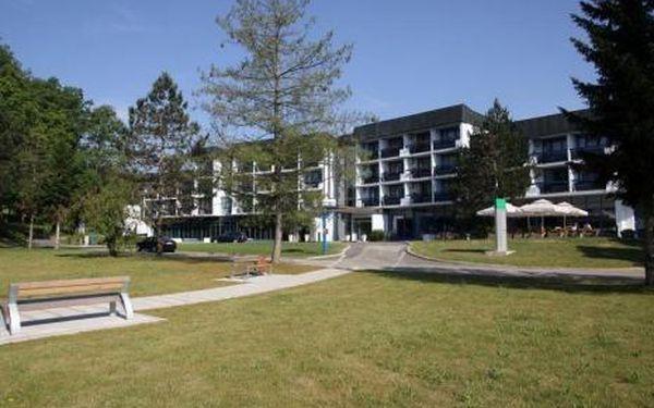 Slovinsko, doprava vlastní, polopenze, ubytování v 3* hotelu na 6 dní