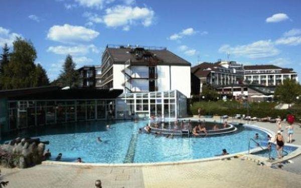 Slovinsko, oblast Slovinské lázně, doprava vlastní, polopenze, ubytování v 4* hotelu na 4 dny