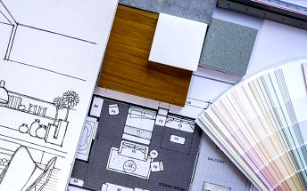 3D návrh vybrané místnosti