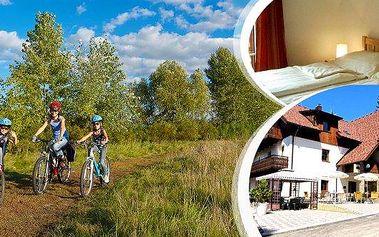 Léto na Šumavě v krásných apartmánech v rodinném Penzionu Alpský Dům. Víkendový pobyt s polopenzí na 3 dny pro 3 nebo 4 osoby a 1 dítě do 5 let zdarma! Vyhlášené horské středisko, dvouchodové večeře, super letní vyžití a hlavně nádherná šumavská příroda!