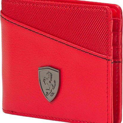 Puma Ferrari Ls Wallet M Rosso Corsa