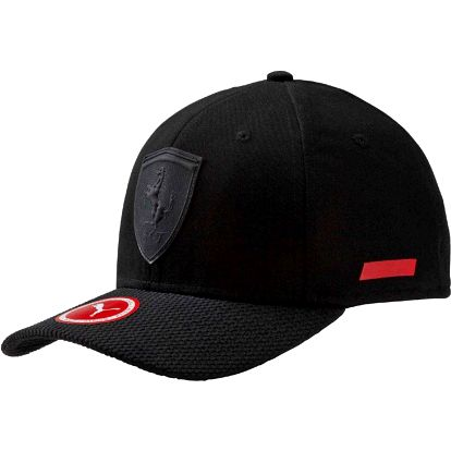 Puma Ferrari Lifestyle First Cap Black S/M