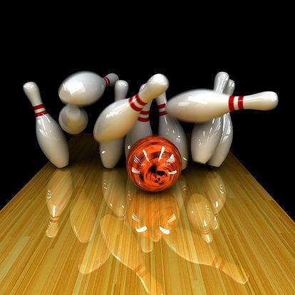 Zahrajte si bowling v Bowling clubu Rubín v Ostravě - 60 minut zábavy + 1x pivo nebo nealko 0,3l.