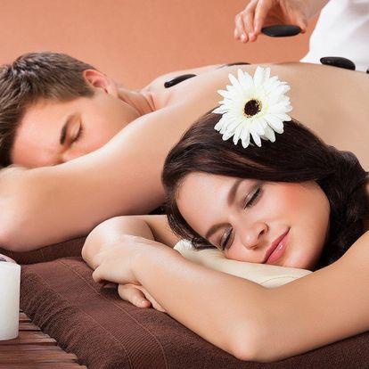 Relax pro dva: Privátní sauna, masáž a sekt
