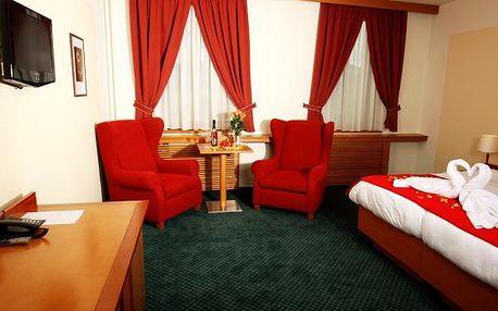 3 dny v hotelu Slovan v Jeseníkách pro opravdové gurmány