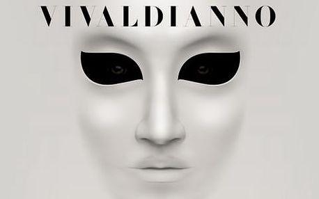 Vstupenka na 3D koncertní show VIVALDIANNO - MĚSTO ZRCADEL