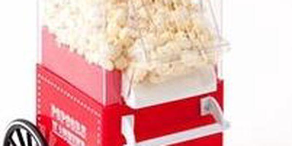 Stroj na výrobu popcornu