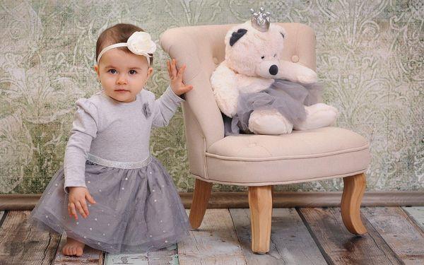 Fotky dětí a miminek v ateliéru Radka Hensley