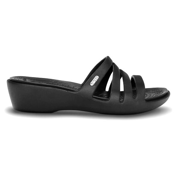 Crocs Rhonda Wedge Sandal, dostupné velikosti 41 - 42