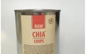 Chia chipsy RAW 200g