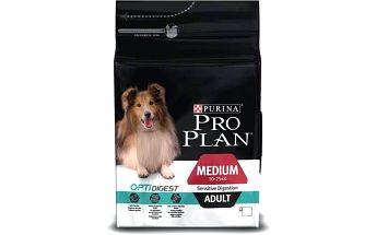 Granule Purina Pro Plan MEDIUM ADULT Sensitive Digestion 3 kg