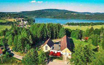Jarní dovolená v hotelu Aktiv na Lipně