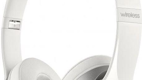 Beats by Dr. Dre Solo2 Wireless, bílá
