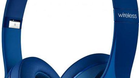 Beats by Dr. Dre Solo2 Wireless, modrá