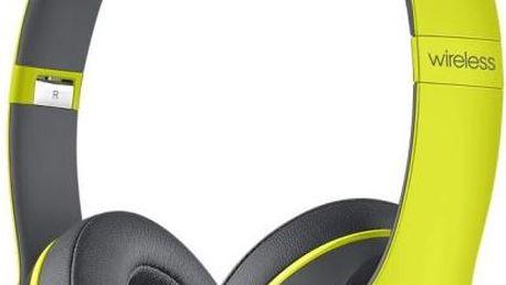 Beats by Dr. Dre Solo2 Wireless (Active kolekce), žlutá