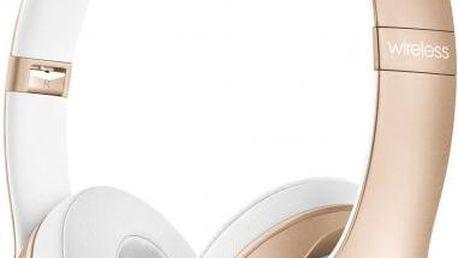 Beats by Dr. Dre Solo2 Wireless, zlatá