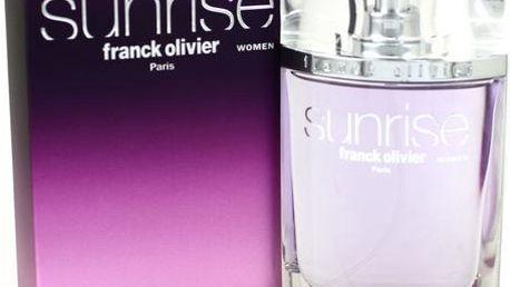 Franck Olivier Sunrise Women 75 ml toaletní voda pro ženy