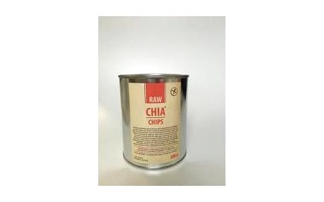 Chia chipsy RAW 200g