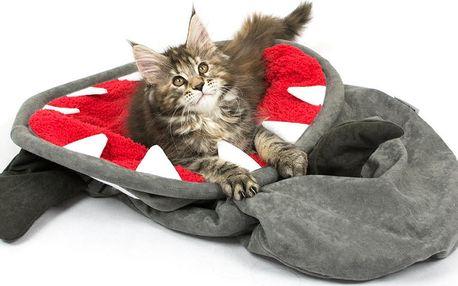 Pelíšek BITE my PET Pocket - Shark - doprava zdarma!