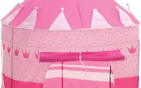Stan na hraní Castle Pink