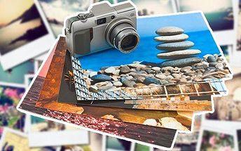 Uchovejte krásné vzpomínky a zážitky navždy! Vyberte si 50 ks nebo 100 ks fotografií o rozměrech 10x15cm - na výběr lesklá nebo matná varianta! Vytváření albumů se opět vrací do módy a každý má listování ve fotkách přeci rád!