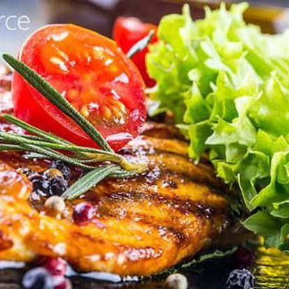 30% sleva na jídlo v restauraci Na Jezerce